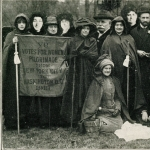 Votes for Women Pilgrimage from New York City to Washington DC 1913