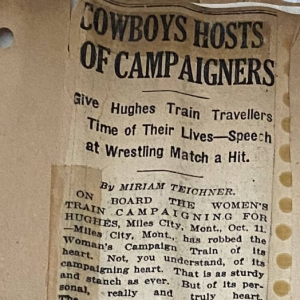Cowboys Hosts of Campaigners