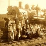 Hughes Women's Campaign Train