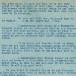 Elisabeth Freeman to Louis P. Lochner, page 2