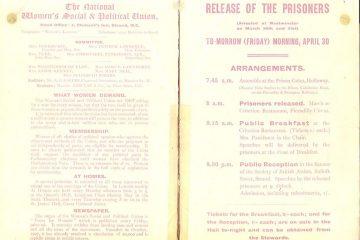Release of Prisoners
