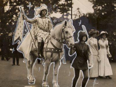 elisabeth-freeman-wspu-procession